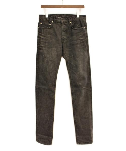 DIOR HOMME(ディオール オム)Dior Homme (ディオールオム) デニムパンツ グレー サイズ:29の古着・服飾アイテム