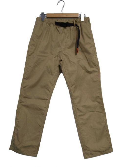 GRAMICCI(グラミチ)GRAMICCI (グラミチ) クライミングパンツ ベージュ サイズ:ASIA L・USA/EU Mの古着・服飾アイテム