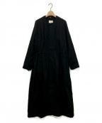 JUN MIKAMI(ジュン ミカミ)の古着「VENTILE coat」 ブラック