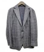 Altea(アルテア)の古着「2Bジャケット」|グレー
