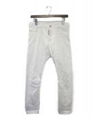 DSQUARED2(ディースクエアード)の古着「Pants 5 Pockets」 ホワイト