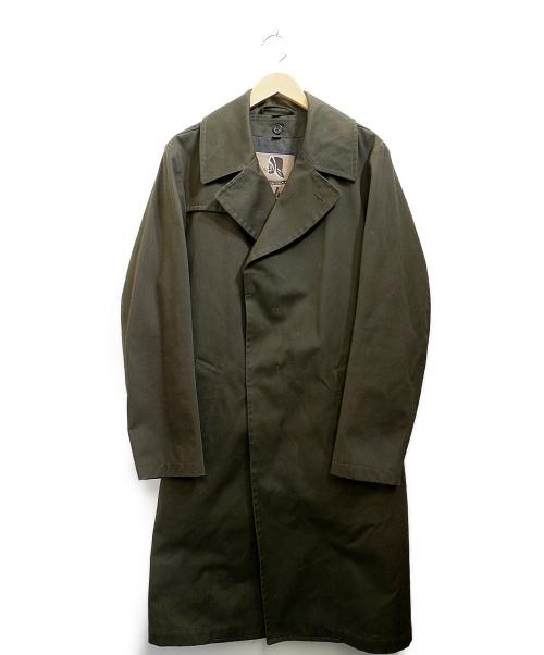 Sealup(シーラップ)SEALUP (シーラップ) 別注ライナー付タイロッケンコート オリーブ サイズ:48の古着・服飾アイテム