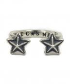 Cody Sanderson(コディ・サンダーソン)の古着「2 Stars Up Ring」