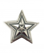 Cody Sanderson(コディ・サンダーソン)の古着「Extra Large Star in Star Coin 」