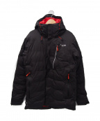 Rab(ラブ)の古着「Resolution Jacket」 ブラック