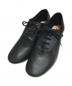 repetto(レペット)の古着「オックスフォードシューズ」 ブラック