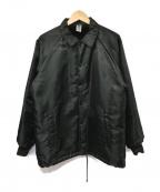 myne(マイン)の古着「ボアライニングコーチジャケット」|ブラック