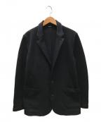 Junhashimoto(ジュンハシモト)の古着「KNITTING S JACKET」 ブラック