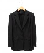 kei shirahata(ケイシラハタ)の古着「テーラードジャケット」 ブラック