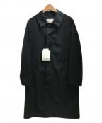 MACKINTOSH()の古着「Loro Pianaライトフレイムコート」|ブラック