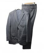 TOMORROW LAND PILGRIM(トゥモローランド ピルグリム)の古着「2Bスーツ」|チャコールグレー