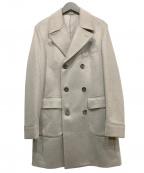 CORNELIANI(コルネリアーニ)の古着「コート」|ベージュ