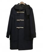 N°21(ヌメロヴェントゥーノ)の古着「ダッフルコート」|ネイビー