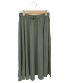 ()の古着「スカート」 オリーブ