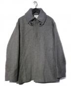 Mr.Gentleman(ミスタージェントルマン)の古着「ドンキージャケット コート」|グレー