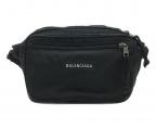 BALENCIAGA(バレンシアガ)の古着「EXPLORER BELT BAG」|ブラック