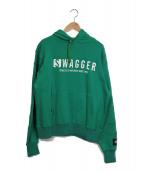SWAGGER(スワッガー)の古着「パーカー」|グリーン