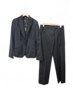 Paul Smith BLACK(ポールスミスブラック)の古着「セットアップ」|ブラック
