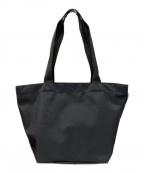 Herve Chapelier()の古着「舟形トートバッグ」|ブラック