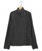 Lautashi(ラウタシー)の古着「shirts」 ブラック