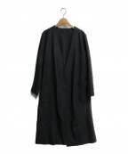 SACRA(サクラ)の古着「ガウンコート」|グレー
