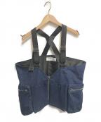 LEGENDA(レジェンダ)の古着「Tactical Vest」 インディゴ