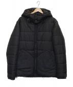 ()の古着「中綿ジャケット」|チャコールグレー
