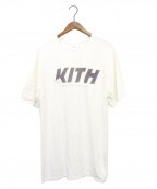 KITH(キス)の古着「Aspen 2018 Peak T-Shirt」 ホワイト