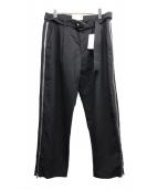 STAMPD(スタンプド)の古着「Berlin Zip Trouser」|ブラック