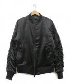 STAMPD(スタンプド)の古着「リバーシブルMA-1ジャケット」|ブラック