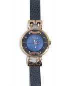 FURLA(フルラ)の古着「クォーツ腕時計」|ブルー