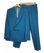 PAUL SMITH(ポールスミス)の古着「セットアップスーツ」 ブルー