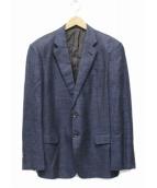 GIORGIO ARMANI(ジョルジオアルマーニ)の古着「テーラードジャケット」|ネイビー