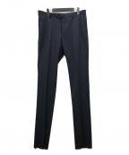 Paul Stuart(ポールスチュアート)の古着「スラックス」|ネイビー