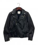 Lewis Leathers(ルイスレザース)の古着「AVIAKIT 391T LIGHTNING」 ブラック
