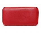 Valextra(ヴァレクストラ)の古着「長財布」|レッド