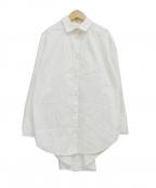 styling/ kei shirahata(スタイリング / ケイ シラハタ)の古着「オーバーサイズシャツ」 ホワイト