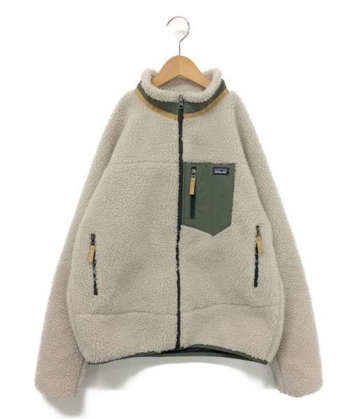 Patagonia(パタゴニア)Patagonia (パタゴニア) レトロXフリースジャケット ベージュ サイズ:XXL 未使用品 65625FA19の古着・服飾アイテム