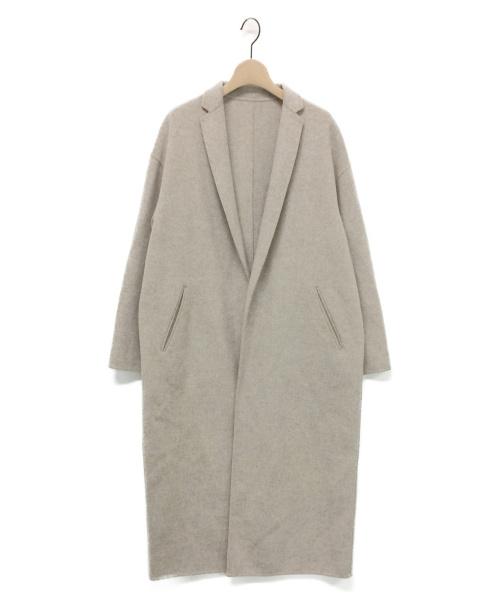 Plage(プラージュ)Plage (プラージュ) ハミルトンテーラードコート ベージュ サイズ:38 19020922900030の古着・服飾アイテム