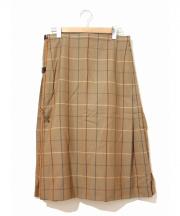 Burberrys [OLD]英国製チェックラップスカート