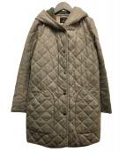 23区(ニジュウサンク)の古着「キルティングコート」|ブラウン