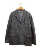 ()の古着「ロイタージャケット」 グレー