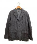 Engineered Garments(エンジニアドガーメンツ)の古着「ロイタージャケット」|グレー
