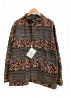 Engineered Garments(エンジニアドガーメンツ)の古着「ロイタージャケット」 ブラウン