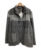 Engineered Garments(エンジニアドガーメンツ)の古着「ベッドフォードジャケット」 グレー