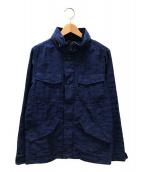 ()の古着「フィールドジャケット」|ネイビー