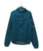 inov-8(イノヴェイト)の古着「ストームジャケット」 ブルー
