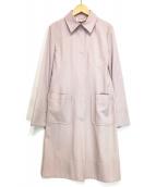 ()の古着「コート」 ピンク