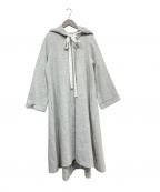 styling/ kei shirahata(スタイリング / ケイ シラハタ)の古着「リバーフードコート」 グレー