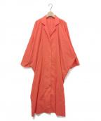 NEHERA(ネヘラ)の古着「Dontu DRESS」|オレンジ